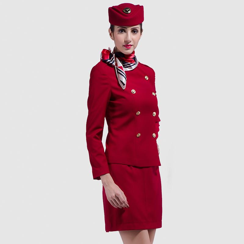 红色时尚裙装<font color=