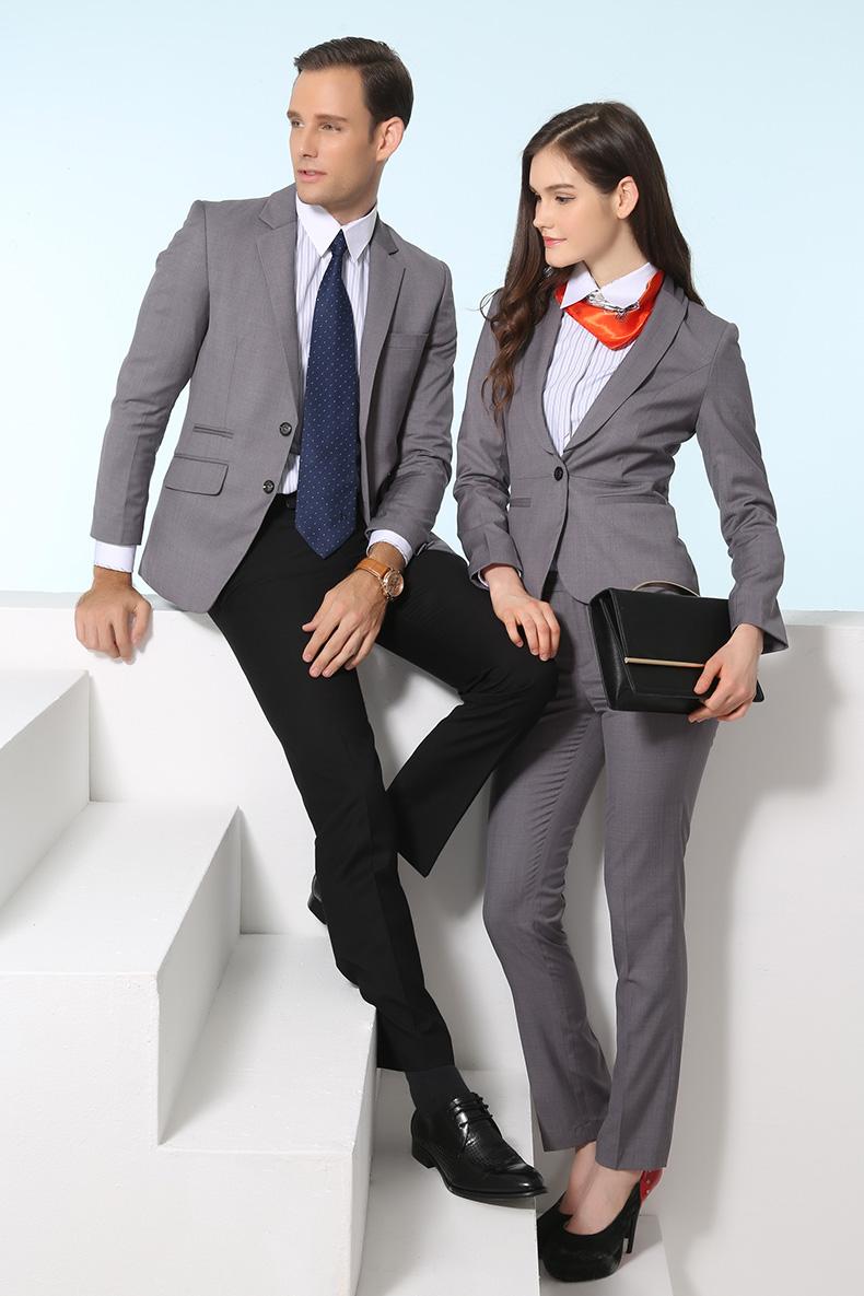 男女配套西服,西装定做,广州西服厂