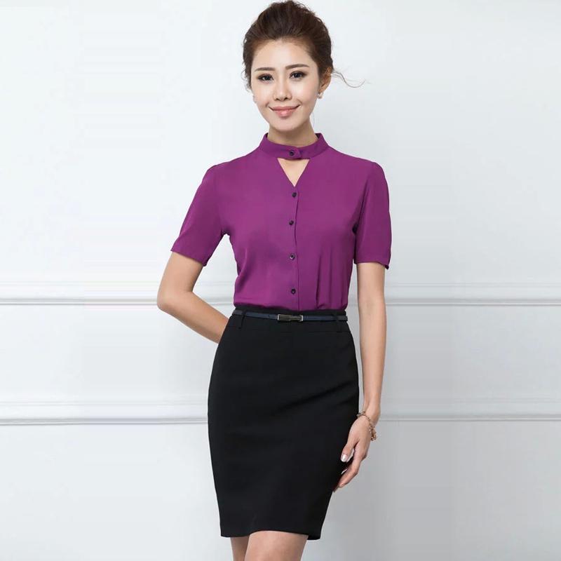 时尚修身促销服定制(BS012)